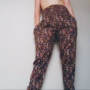 Retro 70's Lounge Pants
